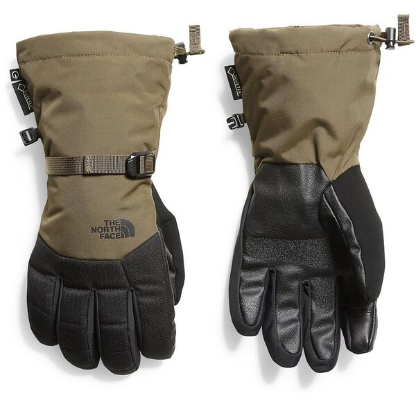 MEN'S MONTANA GORE-TEX® GLOVE, BEECH GREEN/TNF BLACK, hi-res
