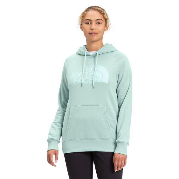 Women's Half Dome Pullover Hoodie, MISTY JADE, hi-res