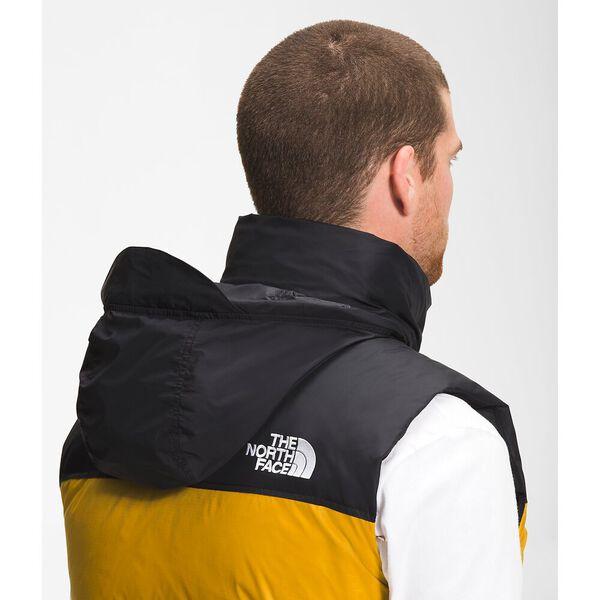 Men's 1996 Retro Nuptse Vest, ARROWWOOD YELLOW, hi-res