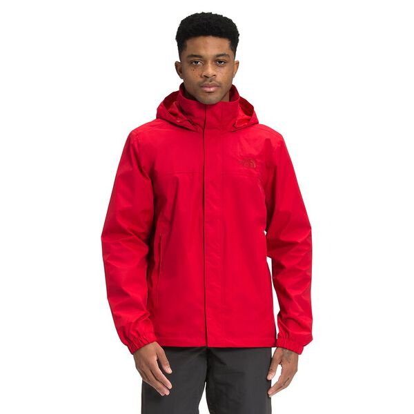 Men's Resolve 2 Jacket, TNF RED, hi-res