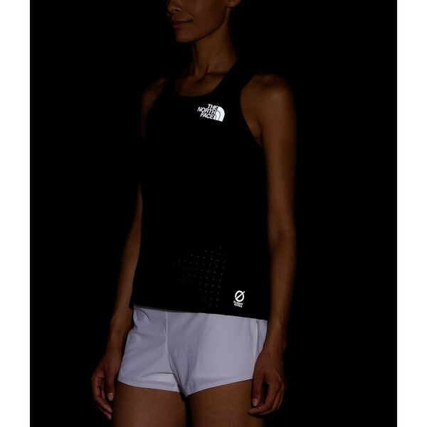 Women's Flight Weightless Tank, TNF BLACK, hi-res