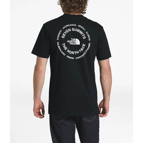 MEN'S SHORT-SLEEVE 7SE HEAVYWEIGHT TEE, TNF BLACK, hi-res