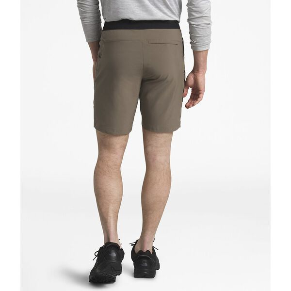 Men's Paramount Active Shorts, WEIMARANER BROWN, hi-res