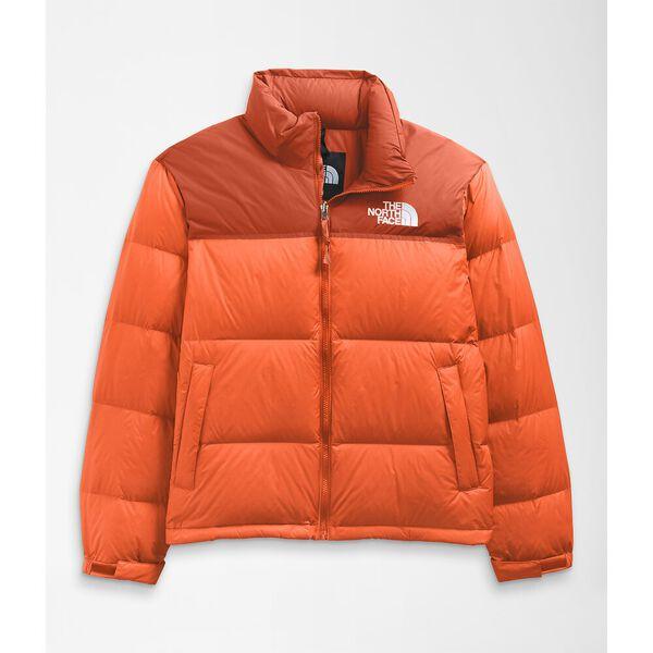 Men's 1996 Retro Nuptse Jacket, RED ORANGE-BURNT OCHRE, hi-res