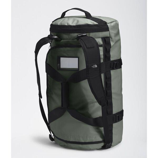 Base Camp Duffel - M, AGAVE GREEN/TNF BLACK, hi-res