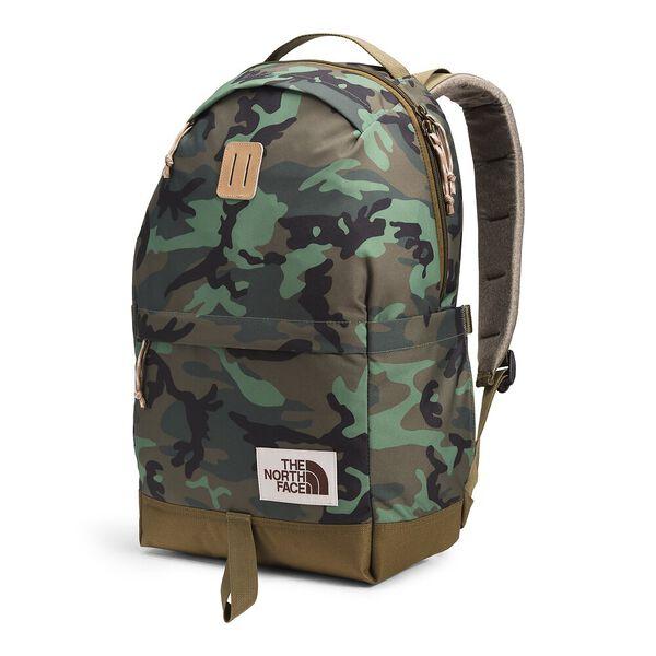 Daypack, THYME BRUSHWOOD CAMO PRINT-MILITARY OLIVE-KELP TAN, hi-res
