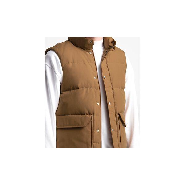 Men's Down Sierra 3.0 Vest, CEDAR BROWN, hi-res