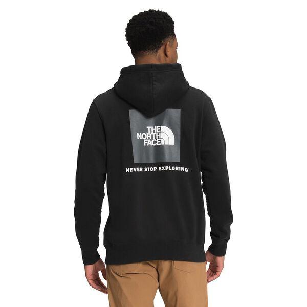 Men's Box NSE Pullover Hoodie, TNF BLACK, hi-res