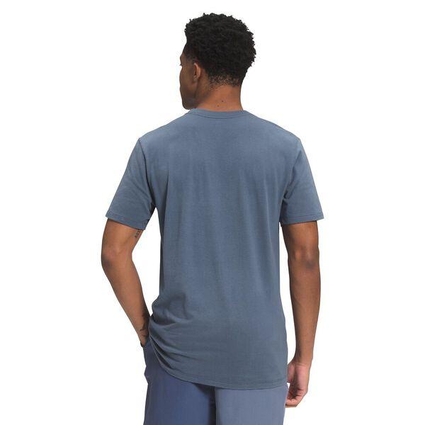 Men's Short-Sleeve Half Dome Tee, VINTAGE INDIGO, hi-res