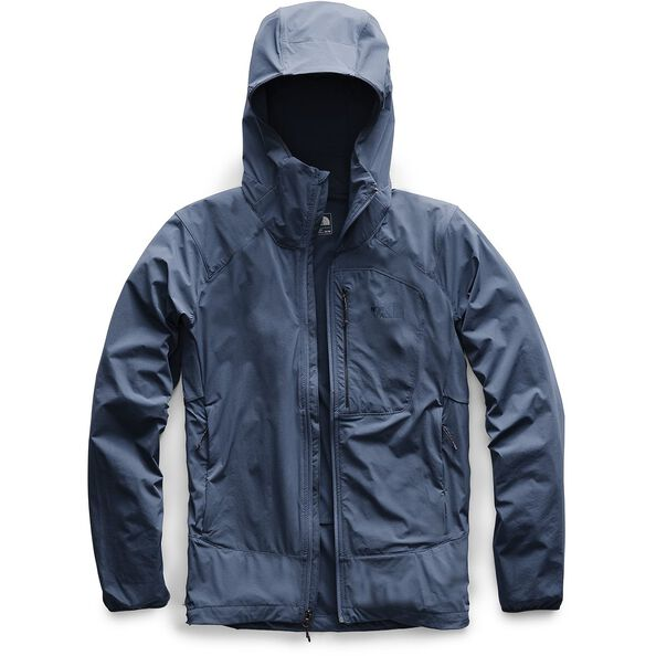 MEN'S NORTH DOME STRETCH WIND JACKET, SHADY BLUE, hi-res