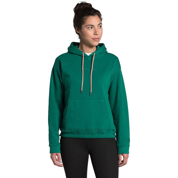 Women's Rogue Pullover Hoodie, EVERGREEN, hi-res