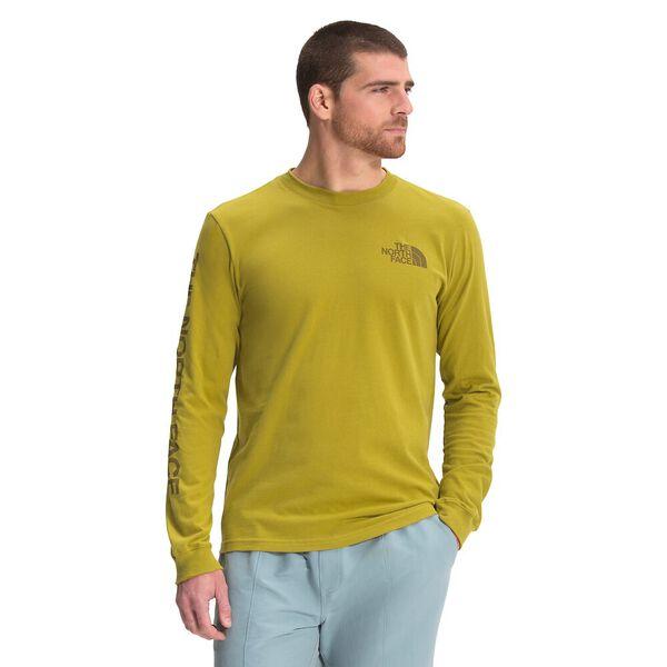 Men's Long-Sleeve TNF™ Sleeve Hit Tee