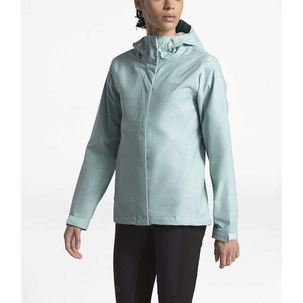 WOMEN'S VENTURE 2 JACKET, WINDMILL BLUE HEATHER, hi-res