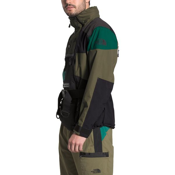 Steep Tech™ Apogee Jacket, BURNT OLIVE GREEN/EVERGREEN/TNF BLACK, hi-res