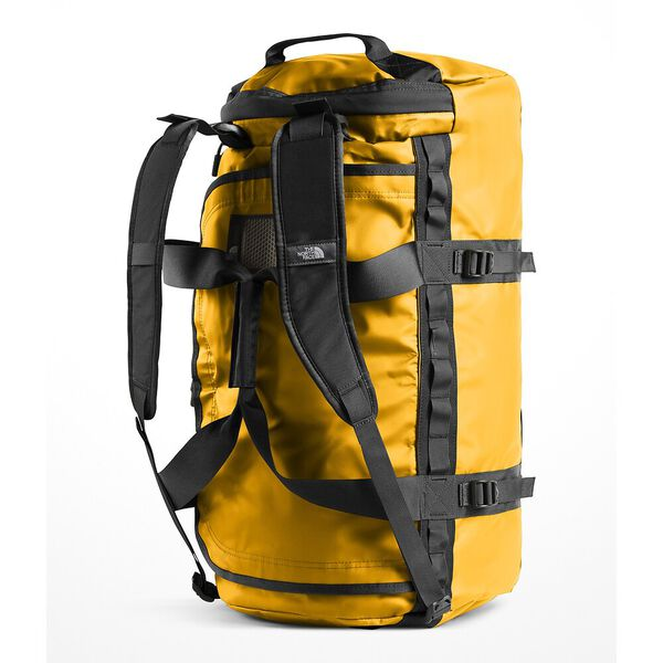 Base Camp Duffel - M, SUMMIT GOLD/TNF BLACK, hi-res