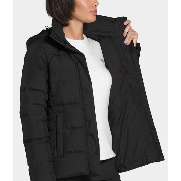 Women's Gotham Jacket, TNF BLACK, hi-res