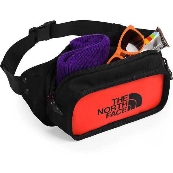 Explore Hip Pack, FLARE/TNF BLACK, hi-res