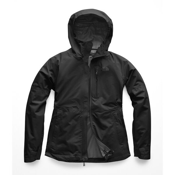 WOMEN'S DRYZZLE JACKET, TNF BLACK, hi-res