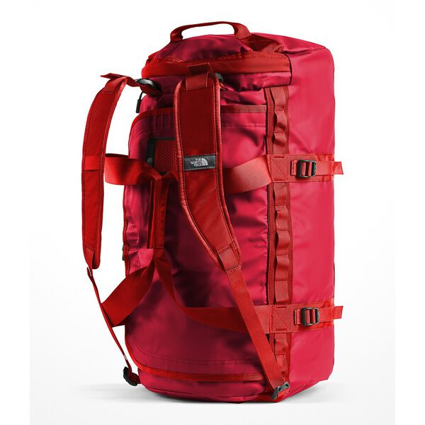 BASE CAMP DUFFEL - M, RAGE RED/FIERY RED, hi-res
