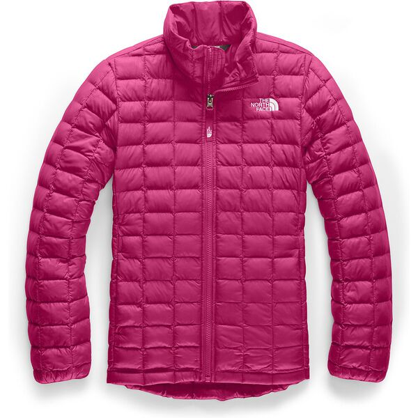 Girls' Thermoball™ Eco Jacket, MR. PINK, hi-res