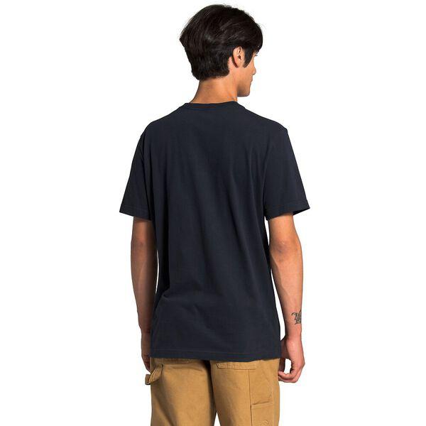 Men's Short-Sleeve Boxed in Tee, AVIATOR NAVY, hi-res