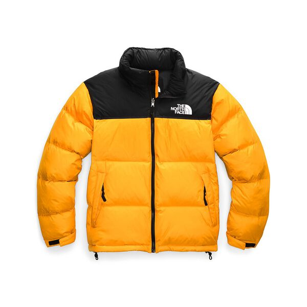 Men's 1996 Retro Nuptse Jacket, SUMMIT GOLD, hi-res