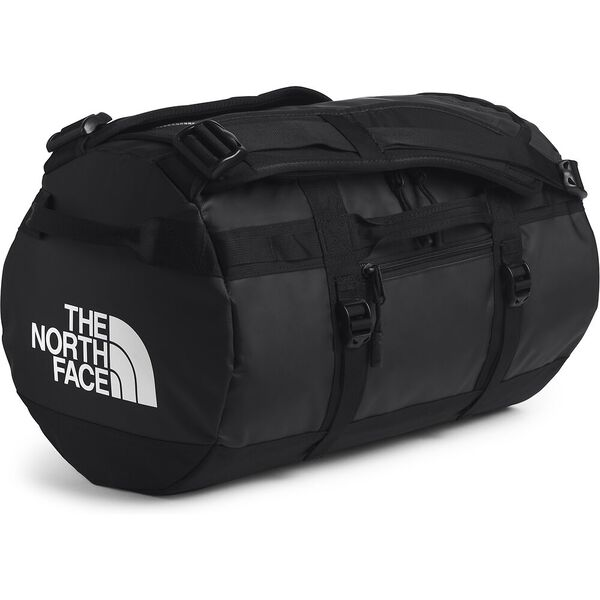Base Camp Duffel - XS, TNF BLACK/TNF WHITE, hi-res