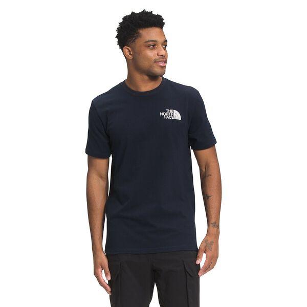 Men's Short-Sleeve Hiker Evolution Tee, AVIATOR NAVY, hi-res