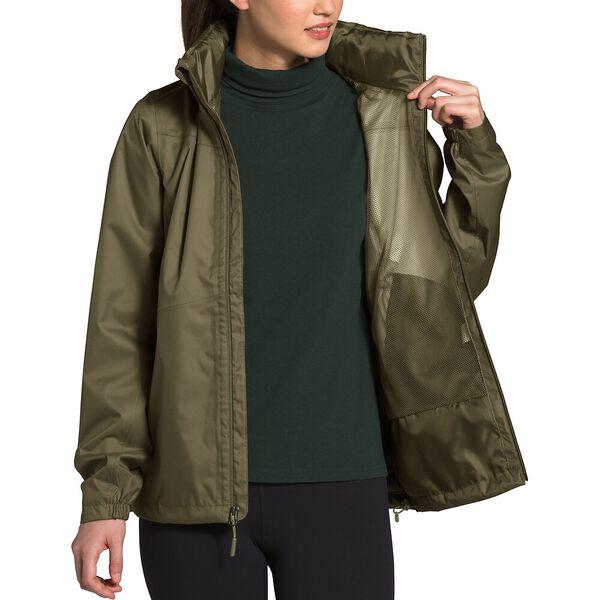 Women's Resolve Plus Jacket, BURNT OLIVE GREEN, hi-res