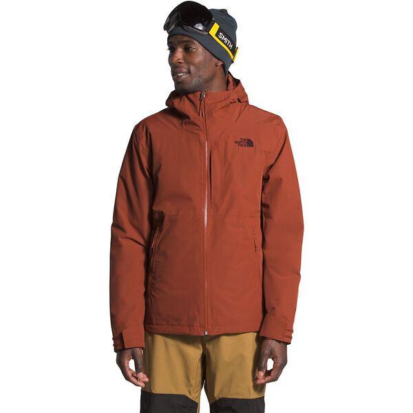 Men's Inlux Insulated Jacket, BRANDY BROWN, hi-res