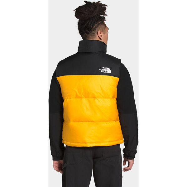Men's 1996 Retro Nuptse Vest, SUMMIT GOLD, hi-res