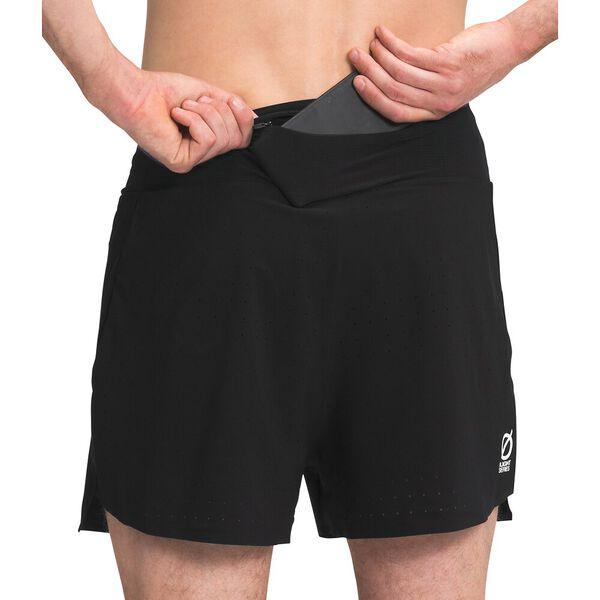 Men's Flight Stridelight Shorts, TNF BLACK, hi-res