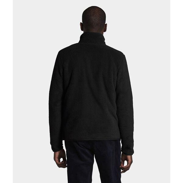 Men's Dunraven Sherpa Fleece Full Zip, TNF BLACK, hi-res