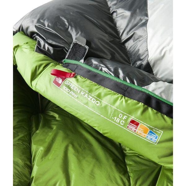 GREEN KAZOO, HIGH RISE GRY/ADDER GREEN, hi-res