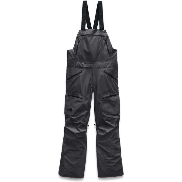 Women's Brigandine FUTURELIGHT™ Bib, WEATHERED BLACK FUSE, hi-res