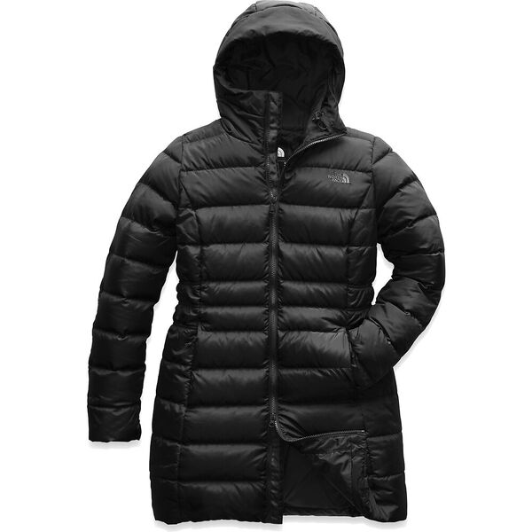 Women's Gotham Parka II, TNF BLACK, hi-res
