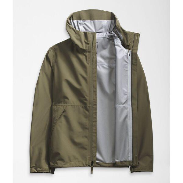 Men's Dryzzle FUTURELIGHT™ Jacket, BURNT OLIVE GREEN, hi-res