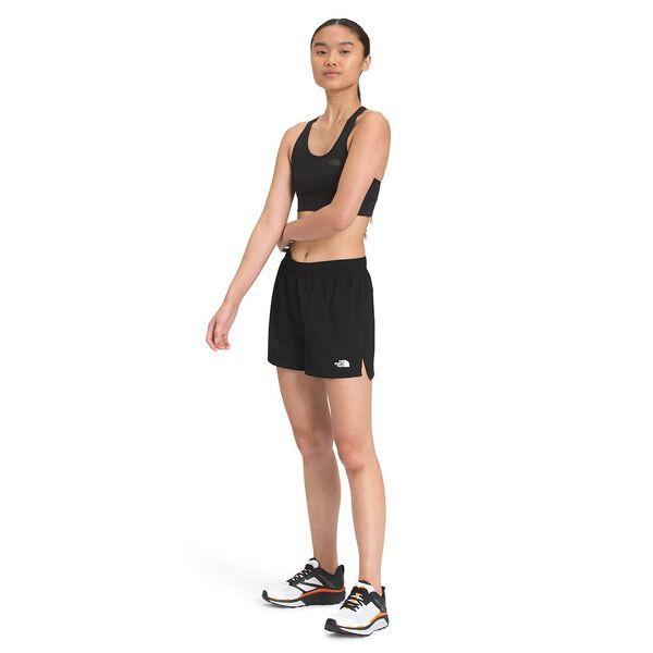 Women's Movmynt Shorts, TNF BLACK, hi-res