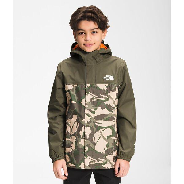 Boys' Printed Resolve Reflective Jacket