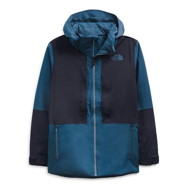 Men's Chakal Jacket, BLUE WING TEAL/AVIATOR NAVY, hi-res