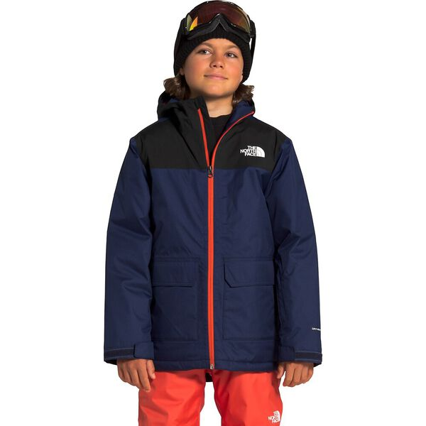 Boys' Freedom Insulated Jacket, TNF NAVY, hi-res