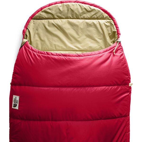 Eco Trail Synthetic 55F/13C, TNF RED/HEMP, hi-res