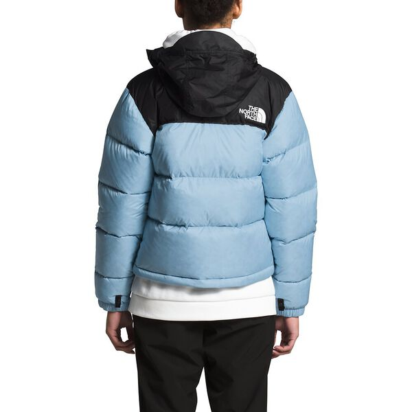 Women's 1996 Retro Nuptse Jacket, ANGEL FALLS BLUE, hi-res