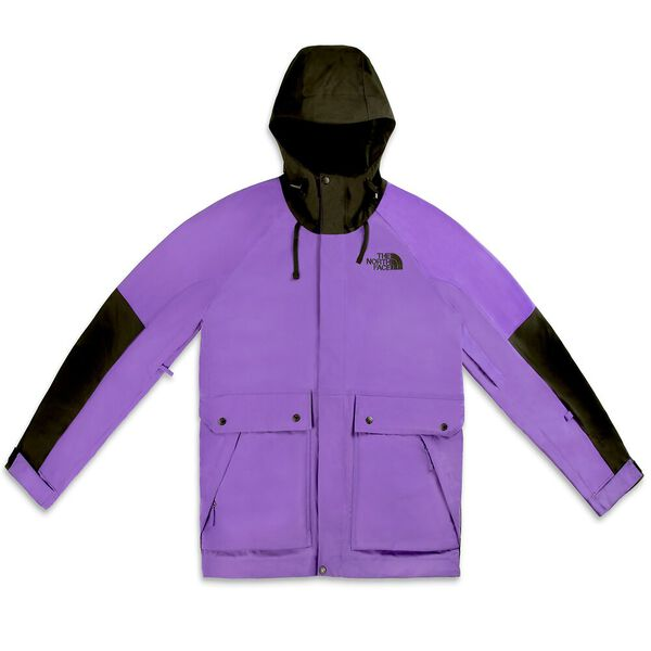 Men's Balfron Jacket, PEAK PURPLE/TNF BLACK, hi-res