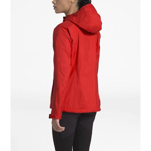 Women's Venture 2 Jacket, FIERY RED, hi-res