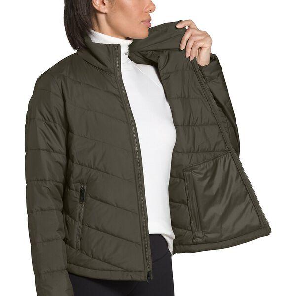 Women's Tamburello 2 Jacket, NEW TAUPE GREEN, hi-res