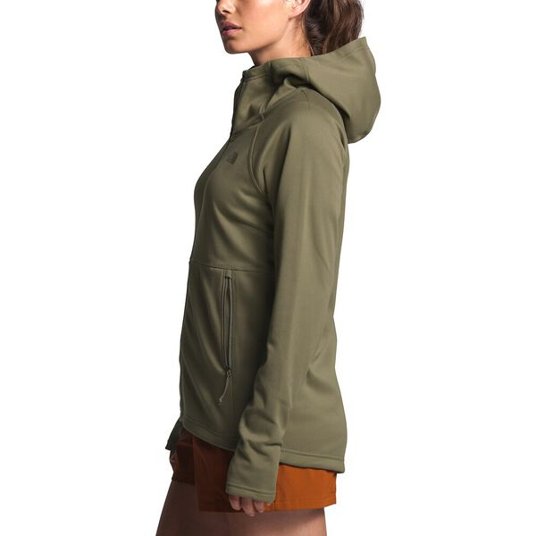 Women's Canyonlands Hoodie, BURNT OLIVE GREEN, hi-res