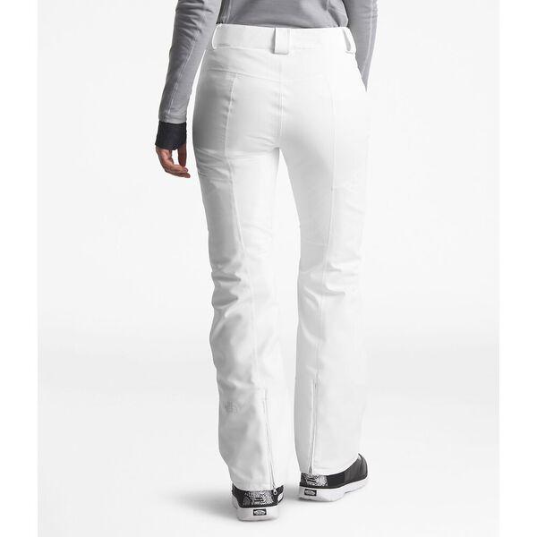 WOMEN'S LENADO SKI PANTS, TNF WHITE, hi-res