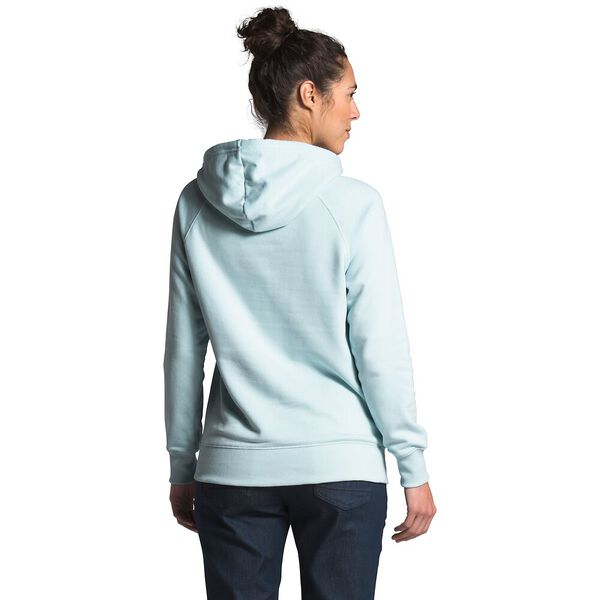 Women's Half Dome Pullover Hoodie, STARLIGHT BLUE, hi-res