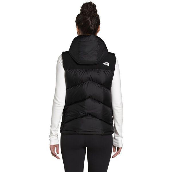 Women's Balham Down Vest, TNF BLACK, hi-res